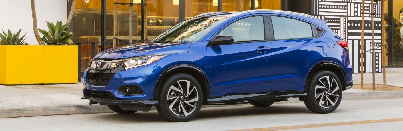 2020 Honda HR-V Sport Exterior Driver Side Front Profile