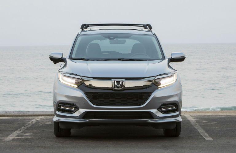 2020 Honda HR-V Touring Exterior Front Fascia