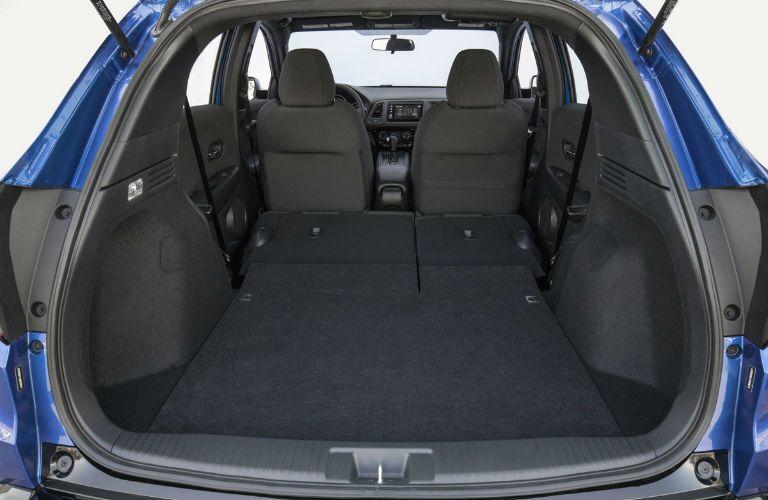 2020 Honda HR-V Sport Interior Cabin Cargo Area Folded Flat