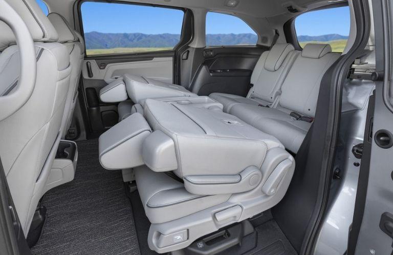 2022 Honda Odyssey seats