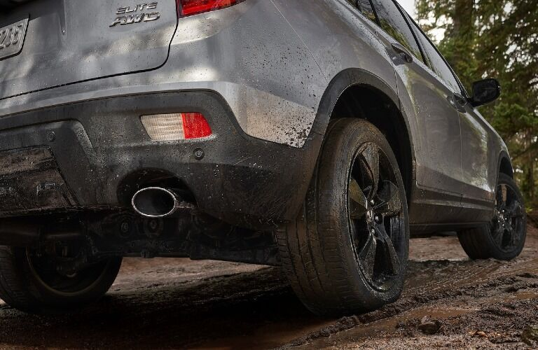 2020 Passport all-terrain tires showcase