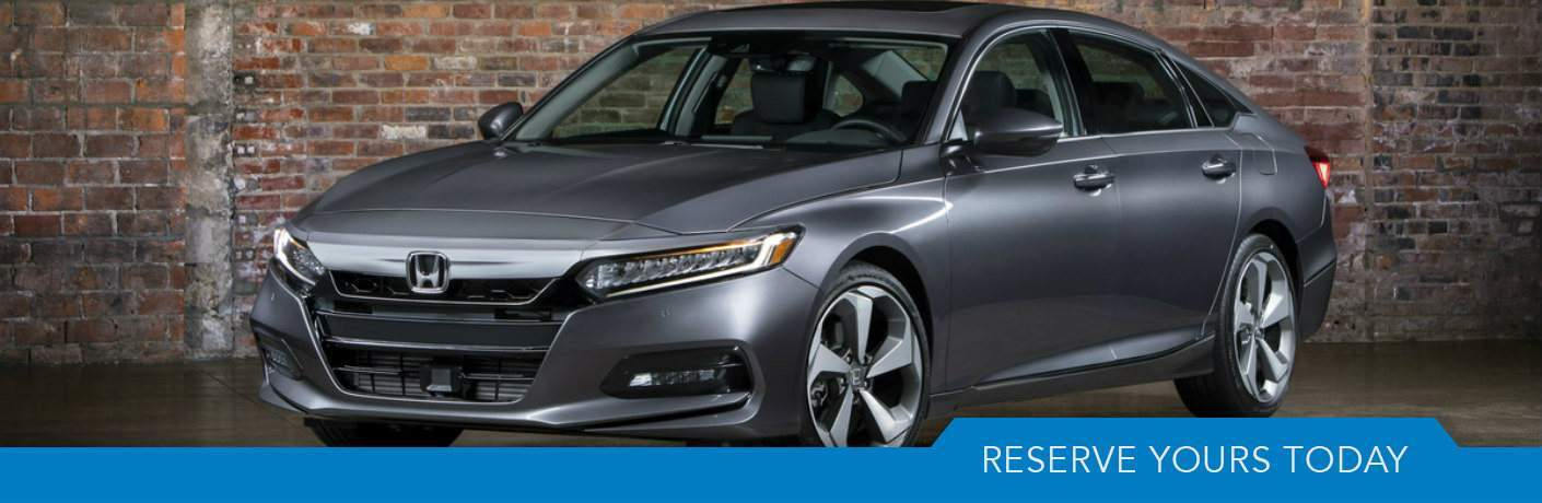Reserve a 2018 Honda Accord Rome GA