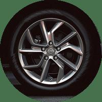 2015 Nissan Sentra low-rolling-resistance tires