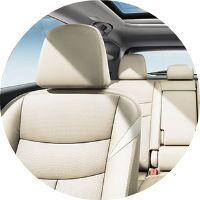 seating in the 2016 Nissan Murano