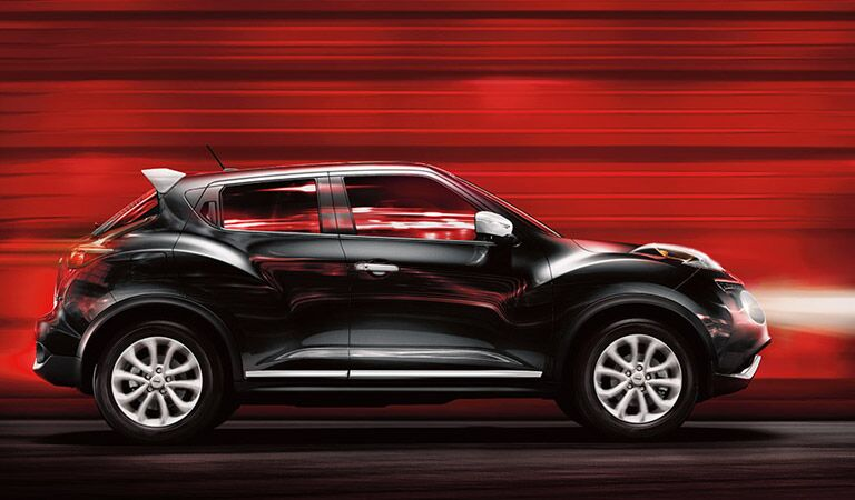 The Nissan Juke is not your typical small hatchback crossover