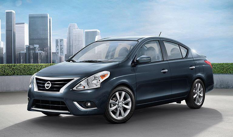 Affordable and engaging Nissan Versa