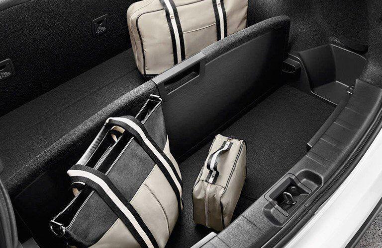 2017 Nissan Rogue Sport interior cargo space