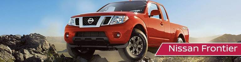 You may also like the Nissan Frontier