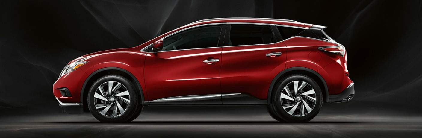 2018 Nissan Murano available at Heritage Nissan