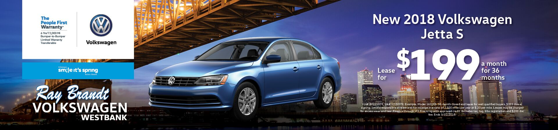 Volkswagen New and Used Car Specials in New Orleans