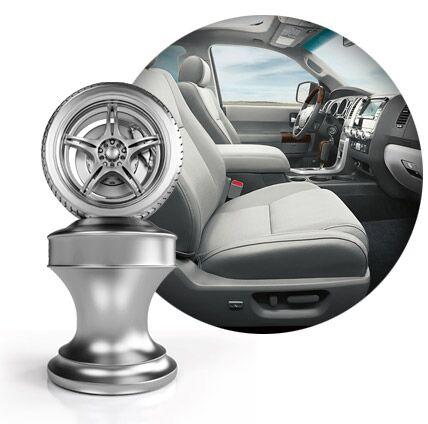 2015 Toyota Sequoia Interior