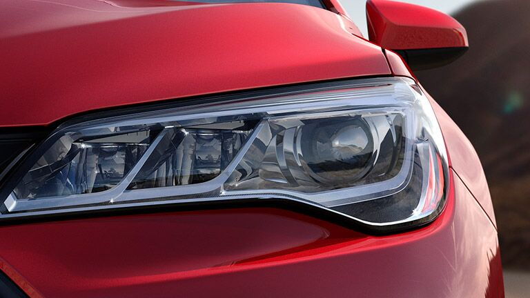 2015 Toyota Camry Headlight