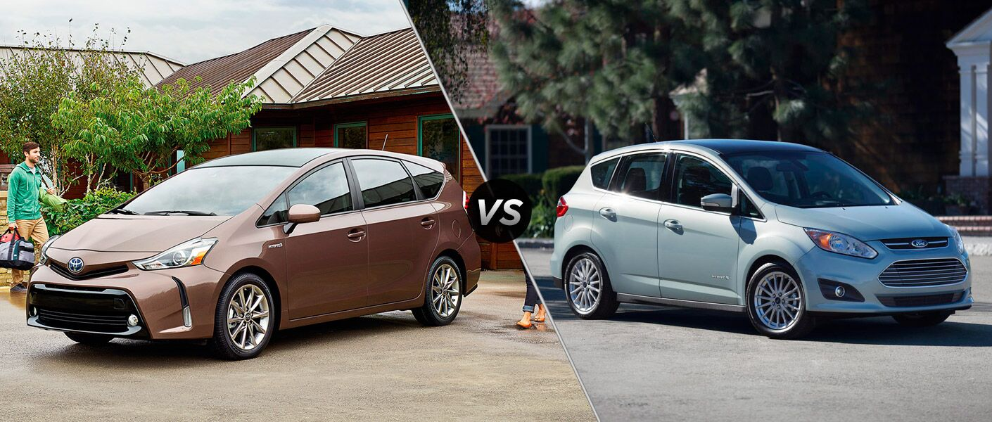 2015 toyota prius v vs 2015 ford c max hybrid. Black Bedroom Furniture Sets. Home Design Ideas