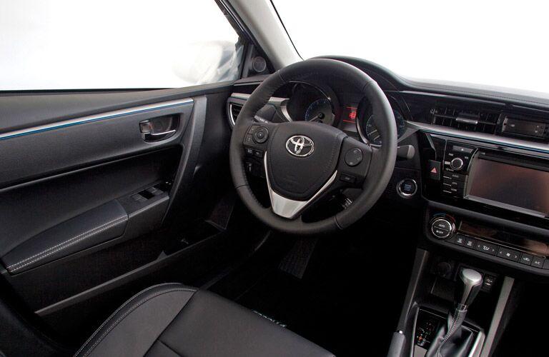 2015 Toyota Corolla Interior