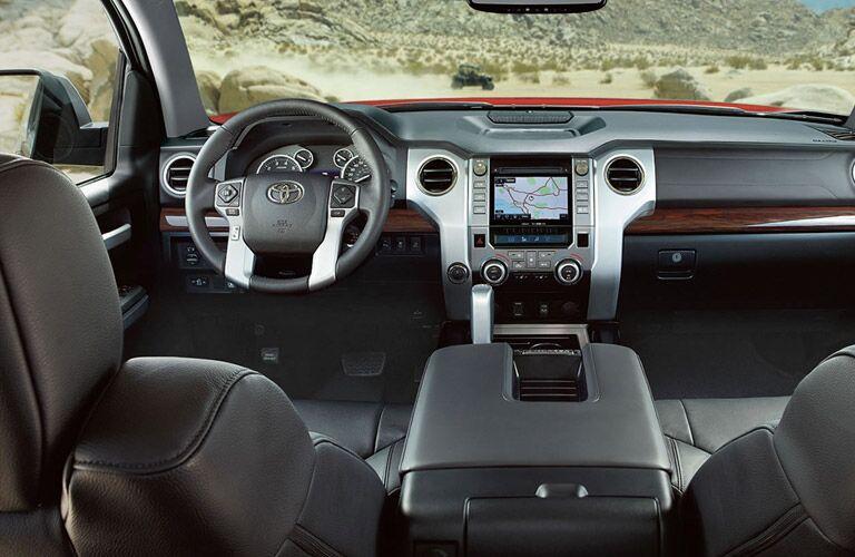 Beautiful 2015 Toyota Tundra Interior