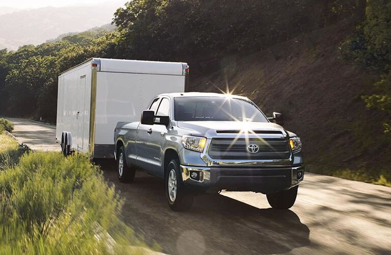 2015 Toyota Tundra Towing Performance