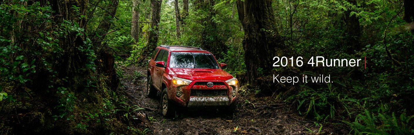 2016 Toyota 4Runner Tuscaloosa AL