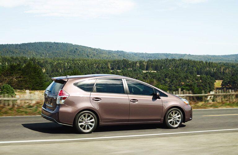 2016 Toyota Prius v Tuscaloosa AL Performance