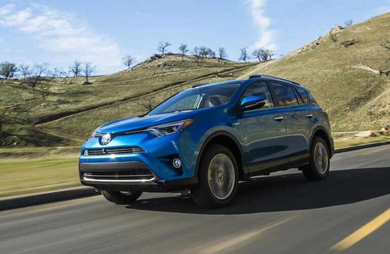 Advantages of the 2016 Toyota RAV4 in Tuscaloosa AL
