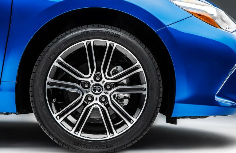 2016 Toyota Camry Special Edition Tuscaloosa AL Wheel