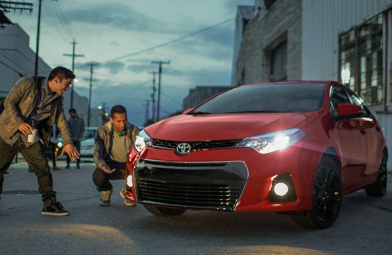 2016 Toyota Corolla Special Edition Tuscaloosa AL Exterior Design