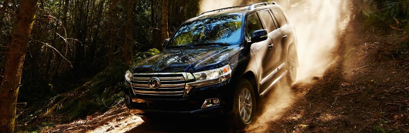 2016 Toyota Land Cruiser Tuscaloosa AL