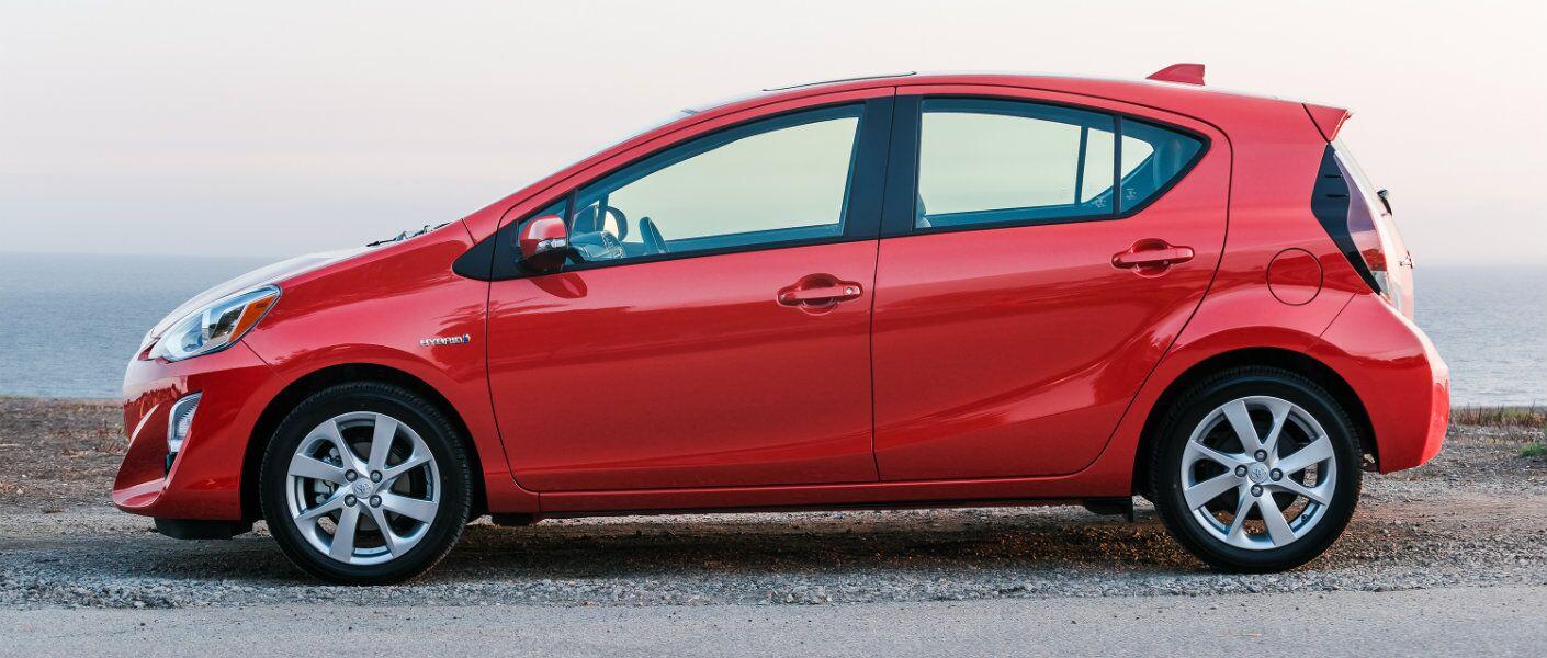 2016 Toyota Prius c hybrid 50 mpg city Tuscaloosa AL
