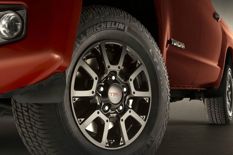 Toyota TRD Alloy Wheels