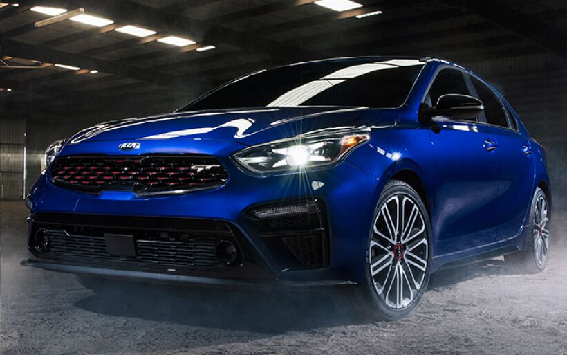 2020 Kia Forte GT Gateway Warrington PA
