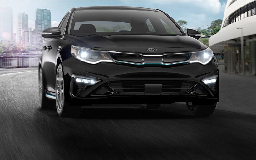 2020 Kia Optima Hybrid Gateway Kia in Quakertown PA