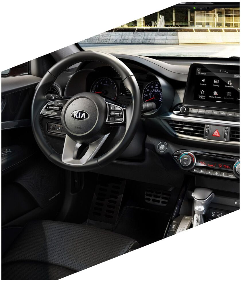 2019 KIA Forte interior Quakertown PA
