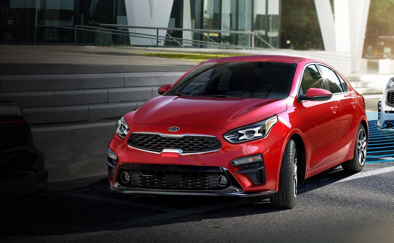 2019 KIA Forte 4-Door Sedan Quakertown PA