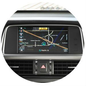 2016 Kia Optima navigation system