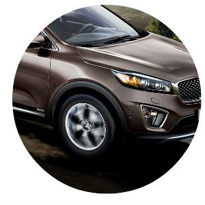 Does the Kia Sorento have all-wheel drive?