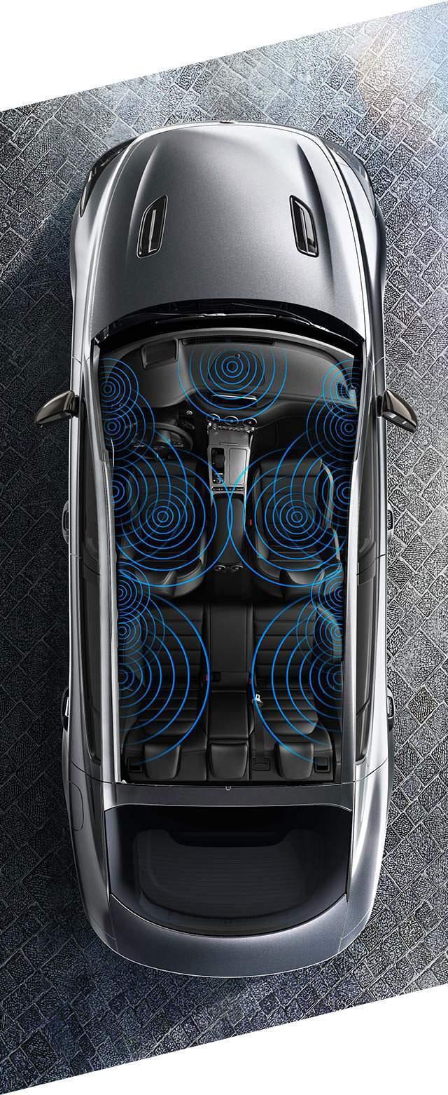 The innovation of the Kia Stinger