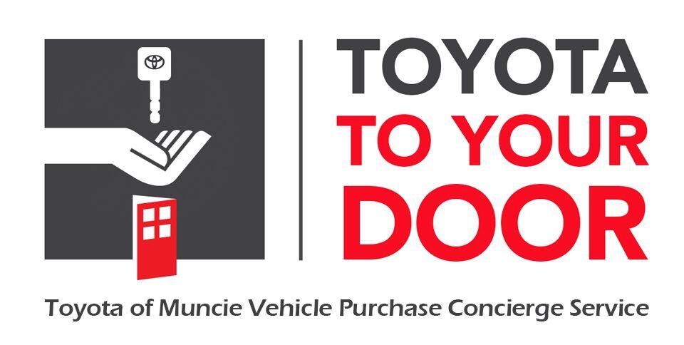 Toyota To Your Door