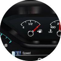 2017 Chevy Colorado fuel efficiency