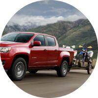 2017 Chevy Colorado towing capabilities