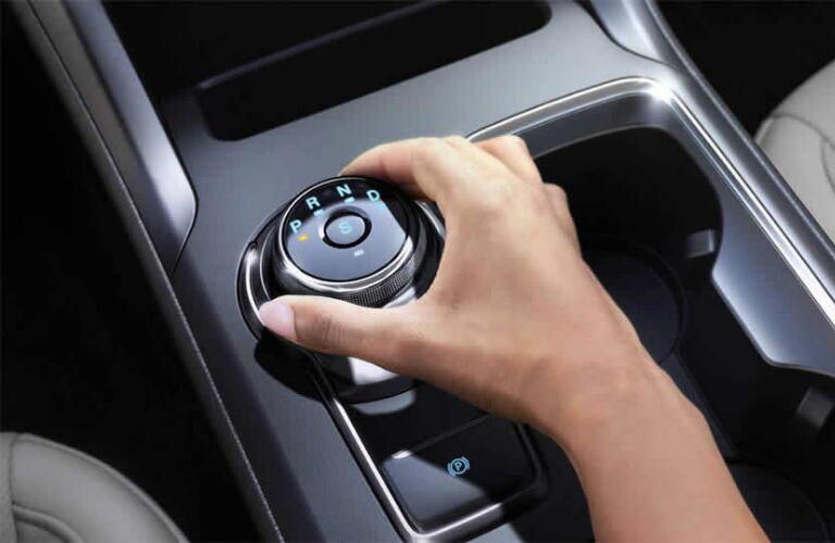 2017 Ford Fusion shift knob