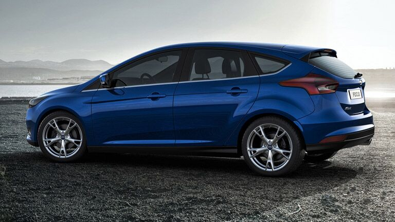 The 2015 Ford Focus Athens GA is available today at Akins Ford!