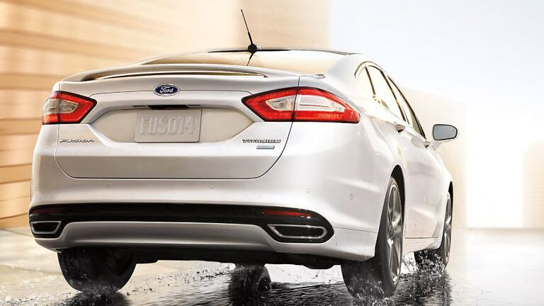 Turn heads everywhere you go with the 2015 Ford Fusion Atlanta GA.