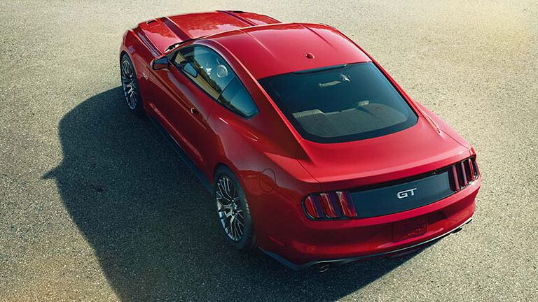 The 2015 Ford Mustang Athens GA is sporty and stylish for any drive.