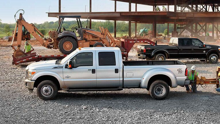 serious towing power on the 2015 Ford F-250