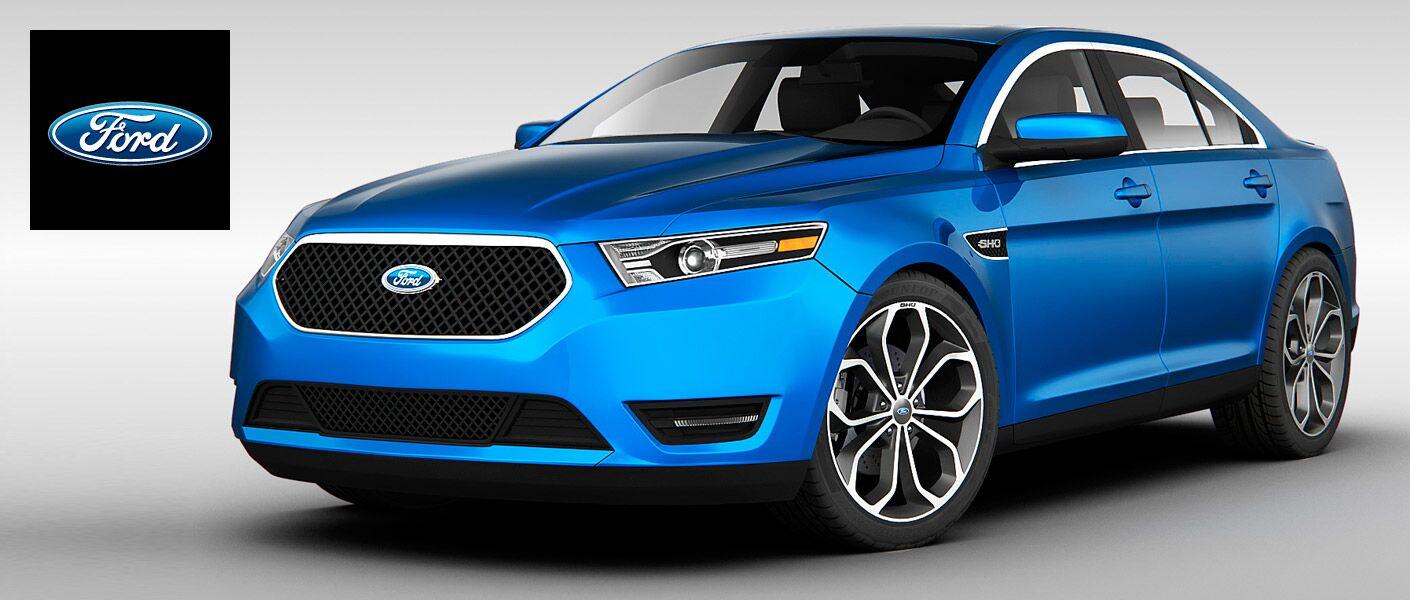 The 2015 Ford Taurus Atlanta GA is available at Akins Ford.
