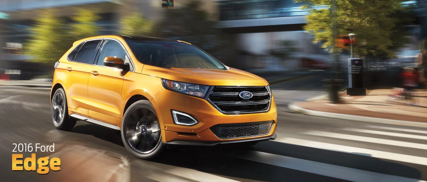 2016 Ford Edge Titanium Atlanta, GA