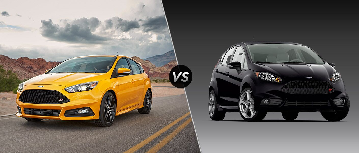 Msrp Toyota Yaris Home 2016 Ford Focus ST vs 2016 Ford Fiesta ST