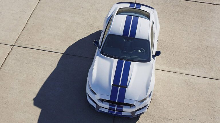 The 2016 Ford Mustang GT350R Atlanta GA is speedy and sporty.