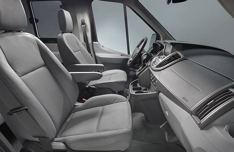 2016 Ford Transit Front Seat