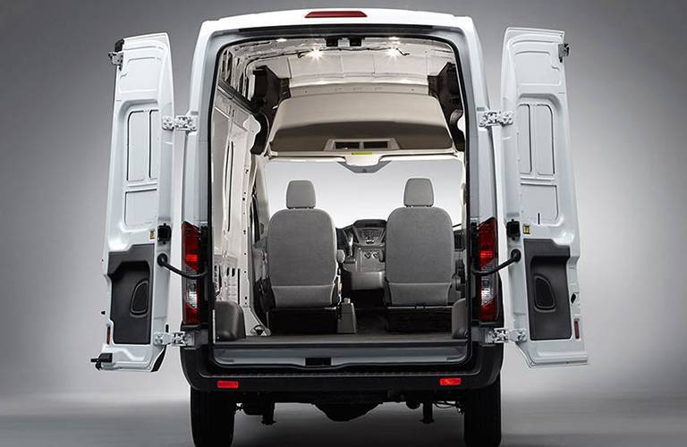 2016 Ford Transit Rear