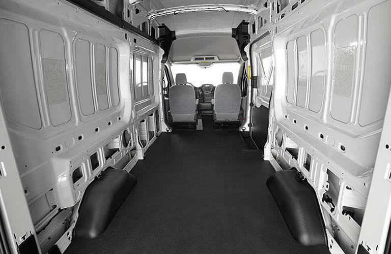 2016 Ford Transit Cargo Van interior